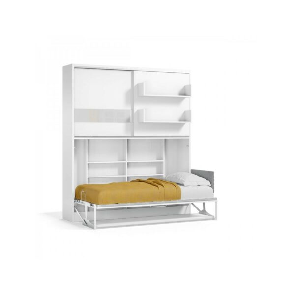 Academy Desk Bed Wall Bed System 1